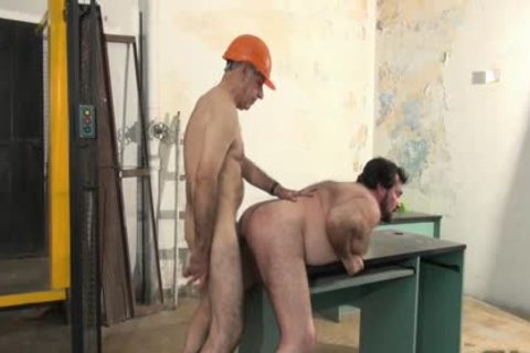 you Will Feel Me unfathomable daddy Worker & Bear