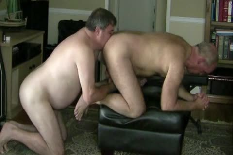 males engulfing And pounding