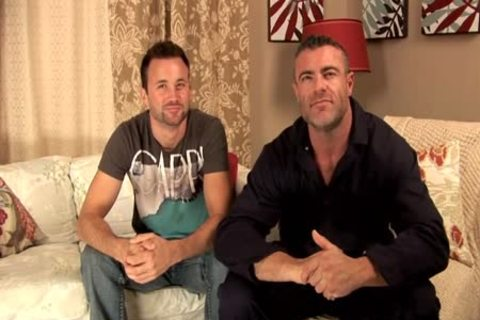 Trace And Dave nail