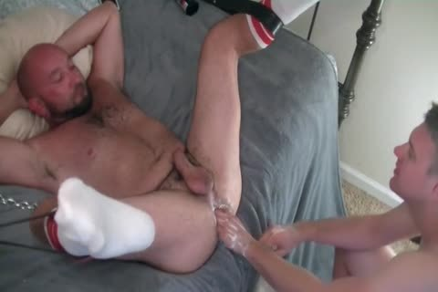 Daddy Getting Fisted