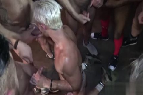 kinky Son Interracial And penis juice flow