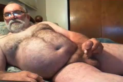 daddy man Jim love juice On webcam