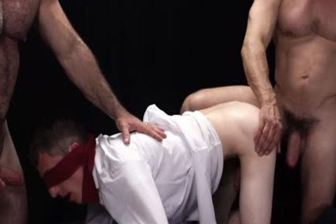 MormonBoyz - young Missionary Filled By Two Daddy Monster Co