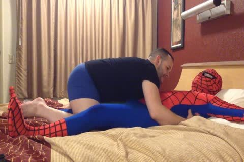 SpiderMan Tickle 1