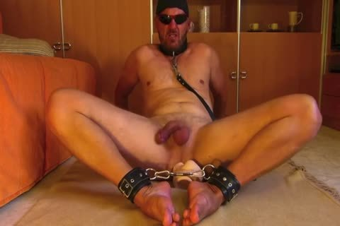 serf Daddy's Chastity dildo nail
