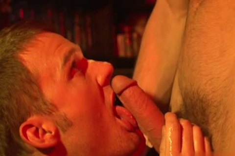large rod homo anal job And cumshot