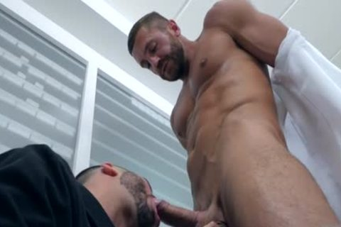 Muscle homo pooper job With ejaculation