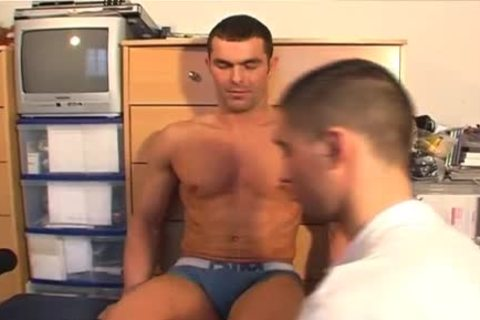 My best friend Made A Porn: Watch His monstrous shlong receives Sucked By A lad!