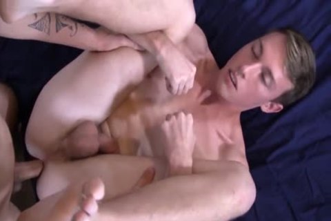 Dominic naked fucks Lance