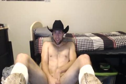 Toned Hung tasty dude Shows Why Cowboys Do It greater quantity amazing