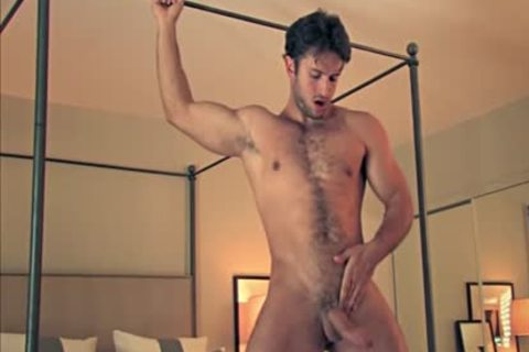 Legend men Gavin Wolfe 03(Jeremiah Sanchez) - tasty Talk And hairy Solo