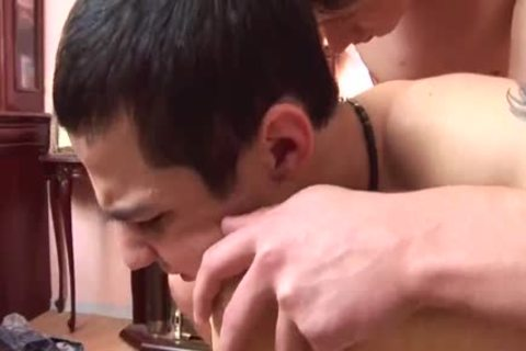 smutty Bagir and Amir in porn action