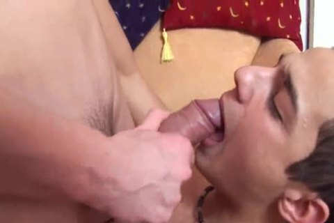 tasty Bagir and Amir in porn action