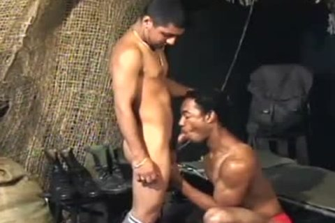 excited boyz Bust Nuts In Each Others Face