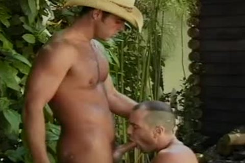Dino Dimarco And  enchanting Williams Have A homosexual poke Fest
