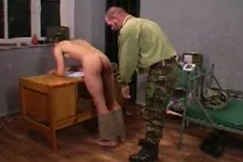 in the military