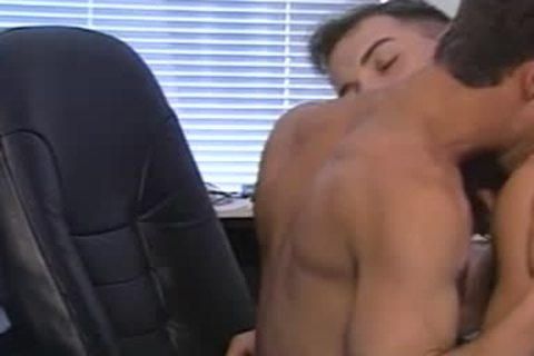 Homo office sex joy