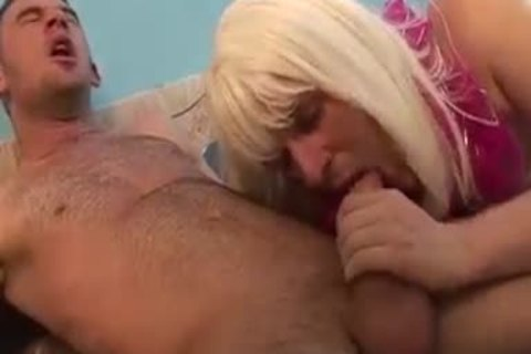 palatable Sissy lad acquires poked - Julia Reaves