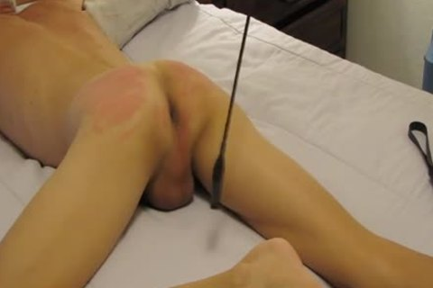 anal Whipping And CBT