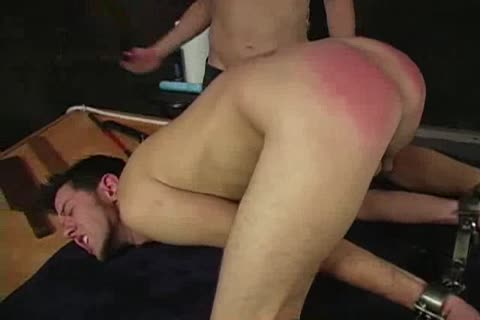 Spanked And fake 10-Pounder