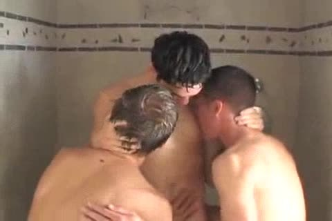 3way In Shower
