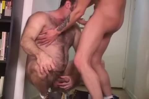 Licking butthole before Penetration