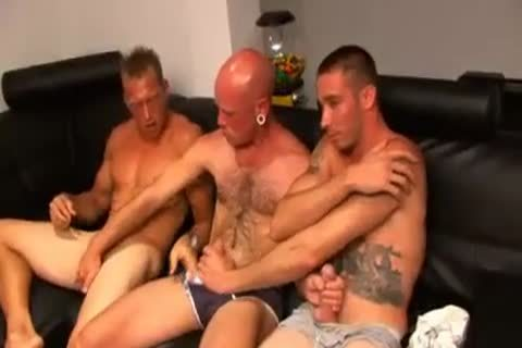 Luscious homo couples banging
