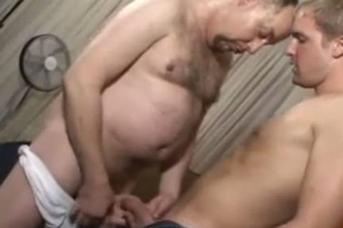 Tattooed Buddy acquires fucked In doggystyle