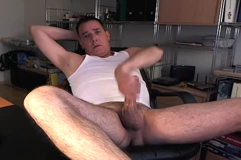 A Jerk, Horniness And gratified Relaxation.