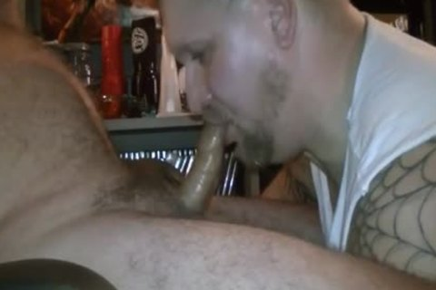 Uncut Redneck Daddy Nuts In My face hole