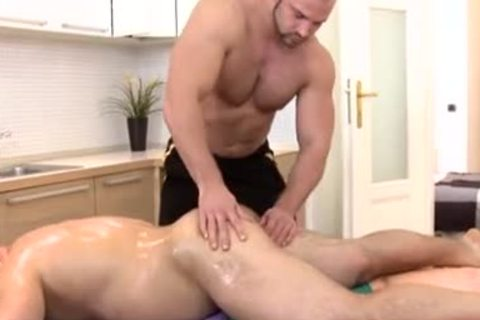 moist And monstrous Massage