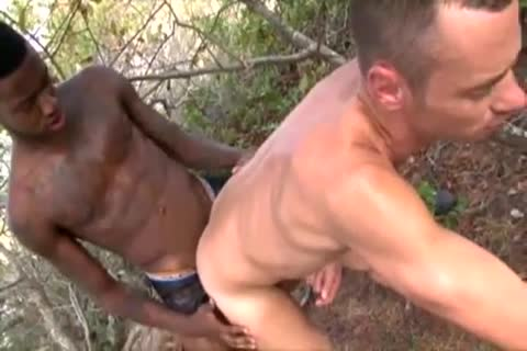 Interracial Bbc oral pleasure stimulation  unfathomable fucked Standing