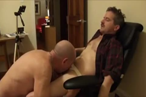 Daddy Seduces Straight ally