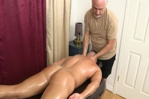 JC: Noah Greene Massaged