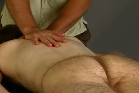 BW Michael truly hirsute Massage