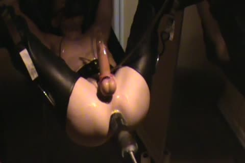 from Tanner gay mechanical cum milking