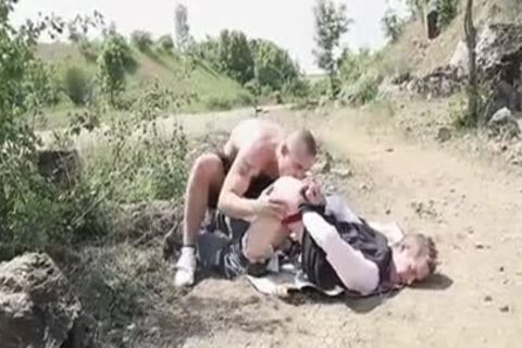 juvenile Brothers arsehole Riding