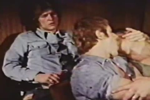 homosexual Peepshow Loops 234 70's And 80's - Scene three