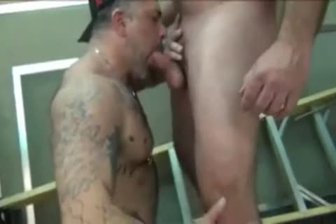 dirty homo plow 049