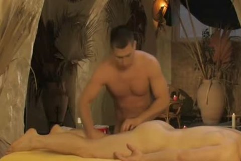 wild young Gaywads Have An Oily ass Fingering Massage