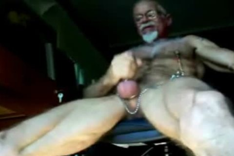 daddy non-professional guys Jerking Themselves Off