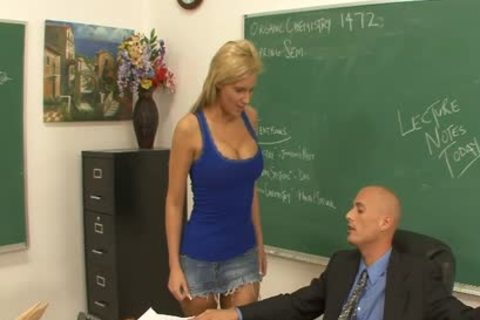 sleazy gays nailing In Classroom