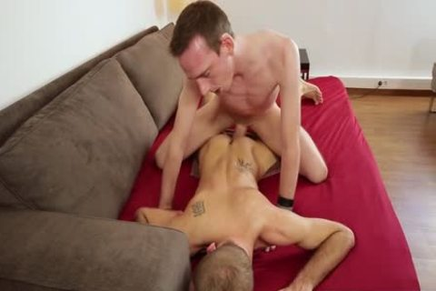 Lorenz And Nicky In A Scene Of homo butthole sex
