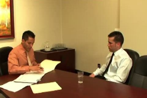 Excited office workers pounding moist