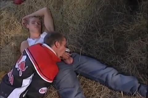 sexy teens On The Hay