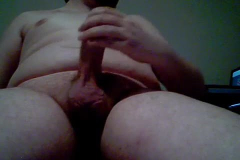 chubby daddy dude 10-Pounder  Jerking