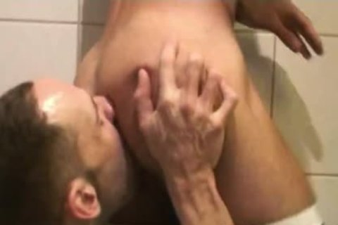 Insatiable Bottom Alejandro Alvarez Is Back For one greater quantity anal drilling, This Time By The Curved penis Of Top-chap Joe Bexter.