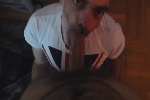 A First video Of The Great Deepthroating Session And Face banging With The gigantic ramrod Of @GrekoGay