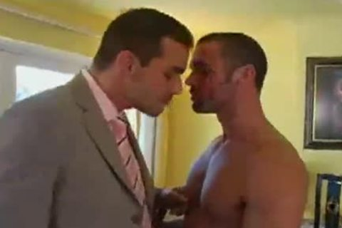 Luscious boyz steamy sex