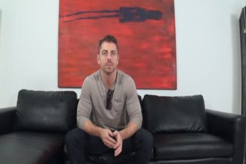Straight boy On The Casting couch Sucks Some cock